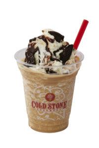 コールドストーン COOLLY'S 『カフェ クッキー チーズケーキ』
