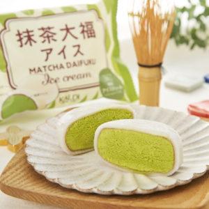 カルディコーヒーファーム オリジナル 抹茶大福アイス
