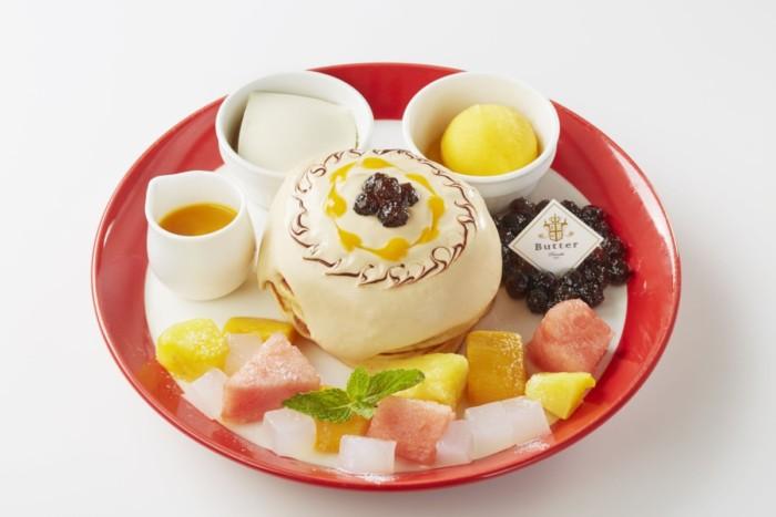 ミルクティーソースのパンケーキに3種類のタピオカミルクティーも登場☆パンケーキ専門店「Butter」の台湾フェア!