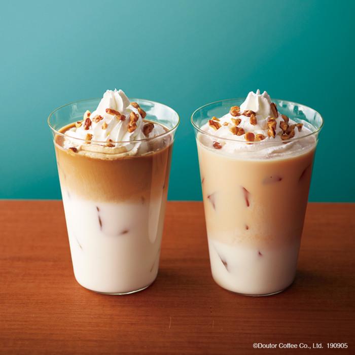 マロンとアーモンドで香ばしい甘さ広がる♡ラテとミルクティーで楽しむ、エクセルシオール カフェの秋ドリンク☆