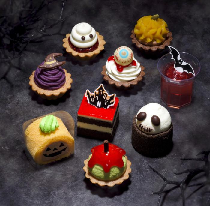 選んで味わうハロウィンスイーツ♡銀座コージーコーナーの怖くて楽しいプチケーキ「JOYJOYハロウィンパーティー」