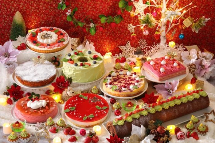 """スイパラの冬はいちごがたくさん楽しめる♪「ストロベリークリスマス」開催に、春に大好評だった""""いちご食べ放題""""も♡"""
