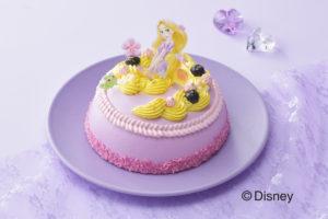 銀座コージーコーナー <ラプンツェル>ドレスケーキ