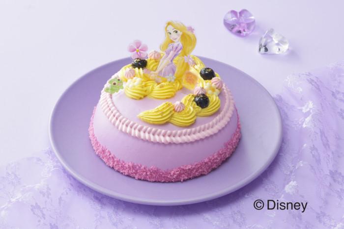 予約限定1,000台!ラプンツェルの華やか可愛いデコレーションケーキ♡女の子がときめく銀座コージーコーナーのひなまつり限定ケーキ!