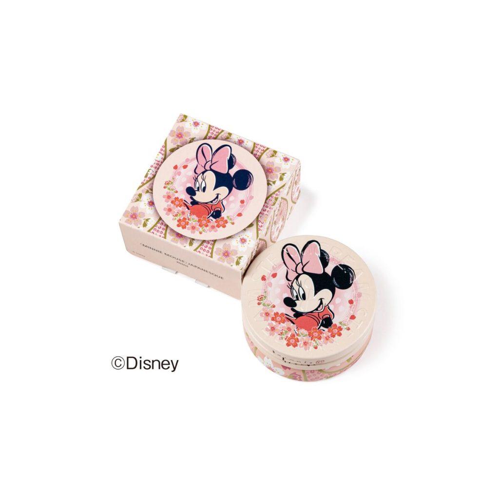 スチームクリーム ディズニー ミニーマウス
