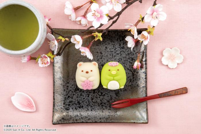 食べマス すみっコぐらし~春は桜でお花見タイム~