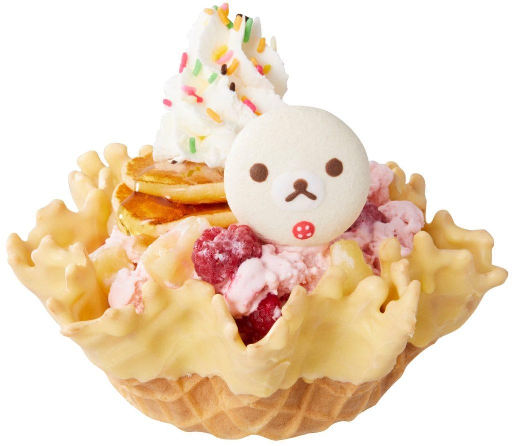 リラックマ コリラックマのパンケーキ オン アイス